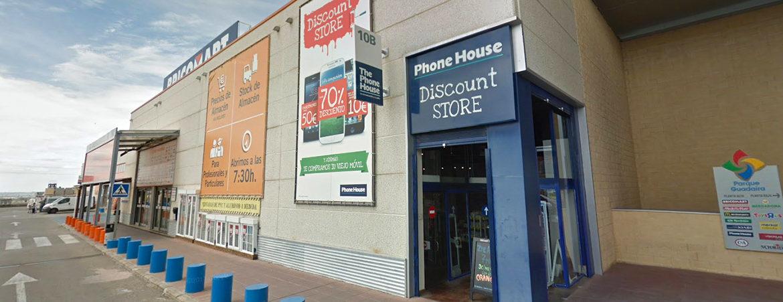 tienda phone house en Parque Guadaíra
