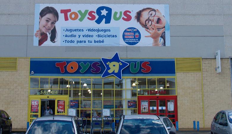 tienda Toys R Us en Parque Guadaíra