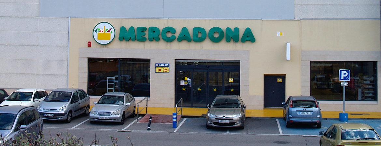 Supermercado Mercadona en Parque Guadaíra