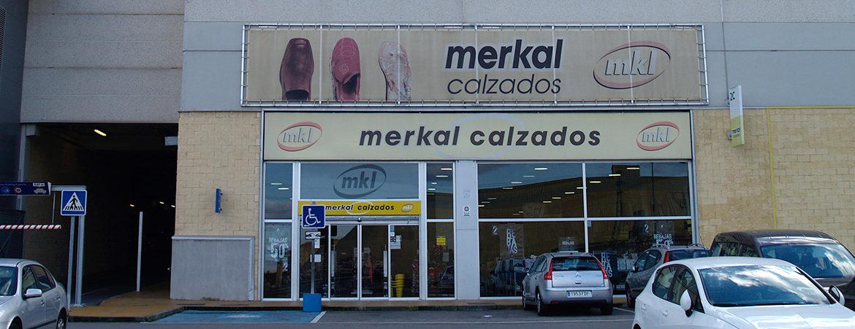 tienda merkal en Parque Guadaíra