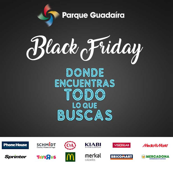 Black Friday en Parque Guadaíra