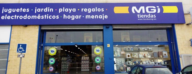 tiendas MGI en Parque Guadaíra