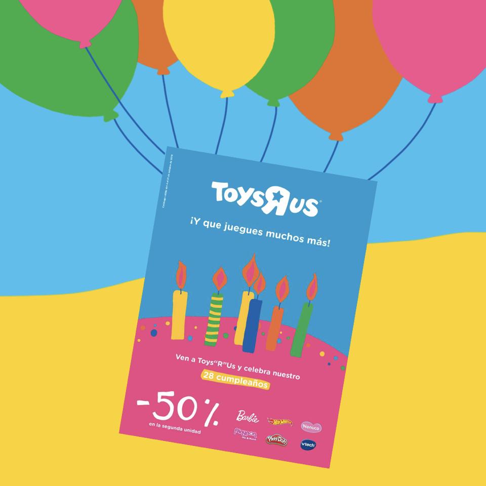 "Toys""R""Us - CATÁLOGO"