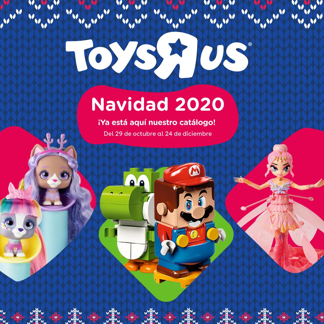 Catálogo navidad Toysrus 2020